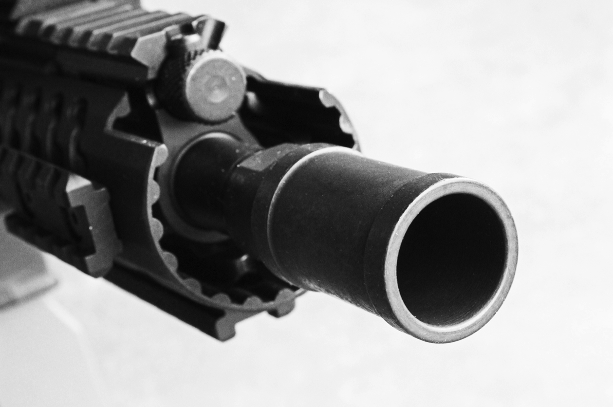 Damage Industries Muzzle Projector 1/2x28