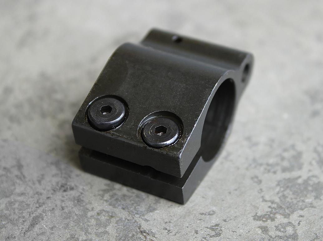 Damage Industries AR15/M16 Gas Block Clamp-On .750