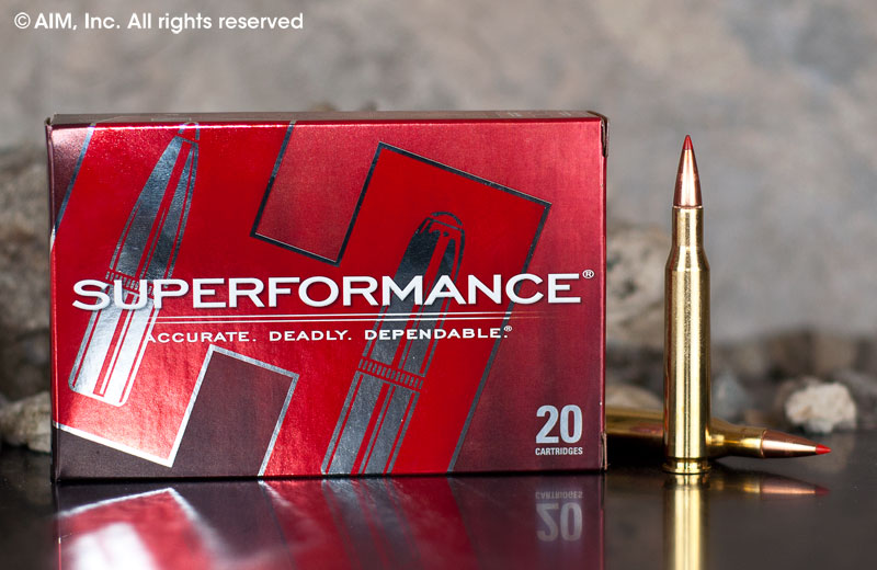 Hornady .270 Winchester 130grn SST Superformance (80543) 20rd box