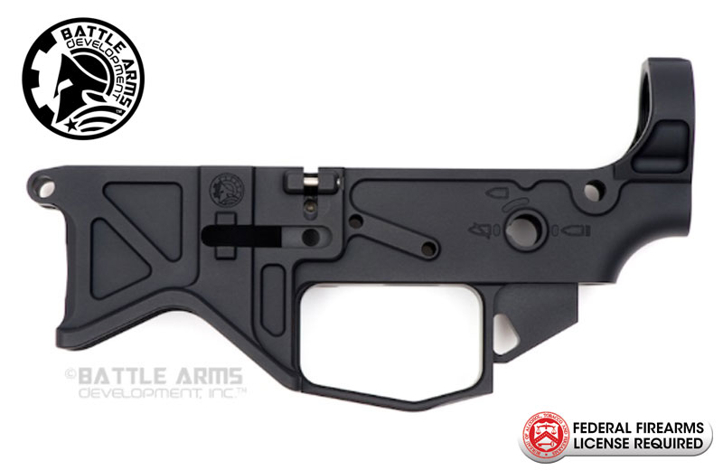 Battle Arms Development Lightweight Billet Lower Receiver