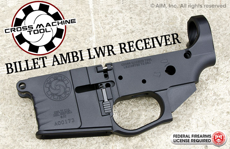 CMT UHP15 Ambi Lower Receiver