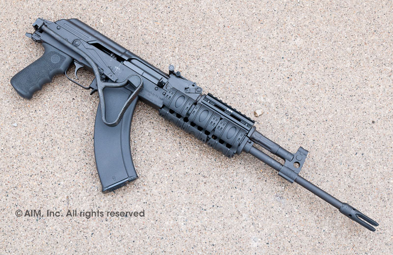 M+M Inc. M10 7.62x39 Rifle