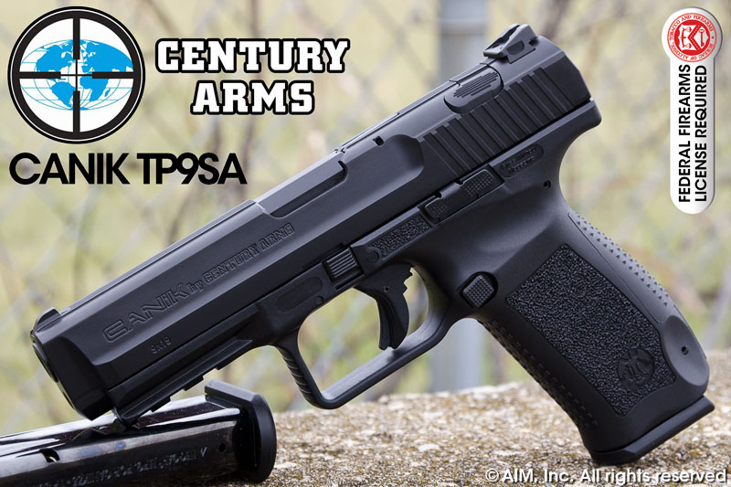 Century Arms Canik TP9SA 9mm Handgun