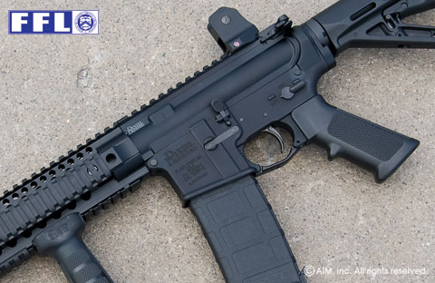 Daniel Defense V5 .223/5.56 Rifle