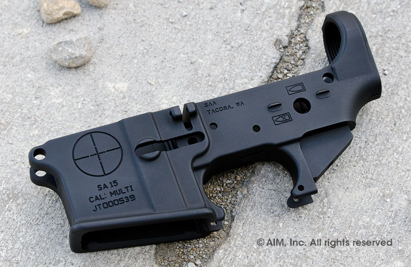 Surplus Arms & Ammo GEN 2 SA15 Lowers