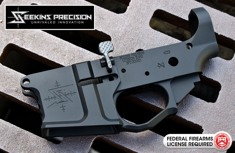 Seekins Precision SBA15 Billet Lower Receiver