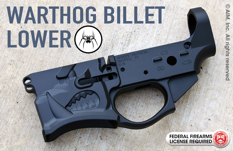 Billet Lower Receiver Lower Receiver