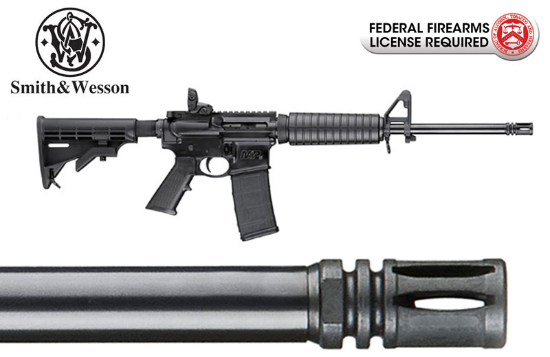 S&W M&P15 Sport .223/5.56 Rifle
