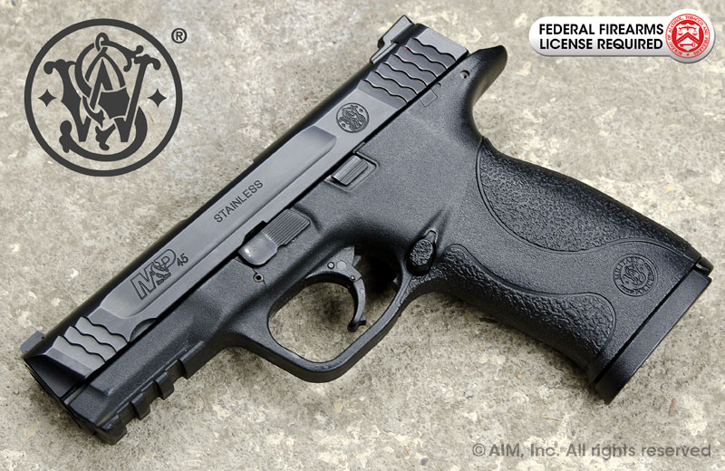 Smith & Wesson M&P 45 .45auto Handgun