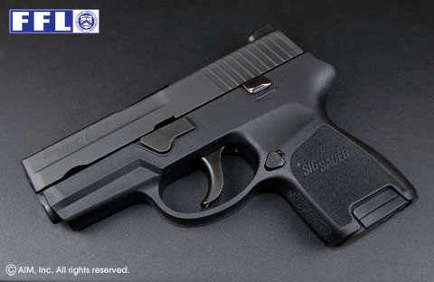 SIG Sauer P250 Sub-Compact 9mm
