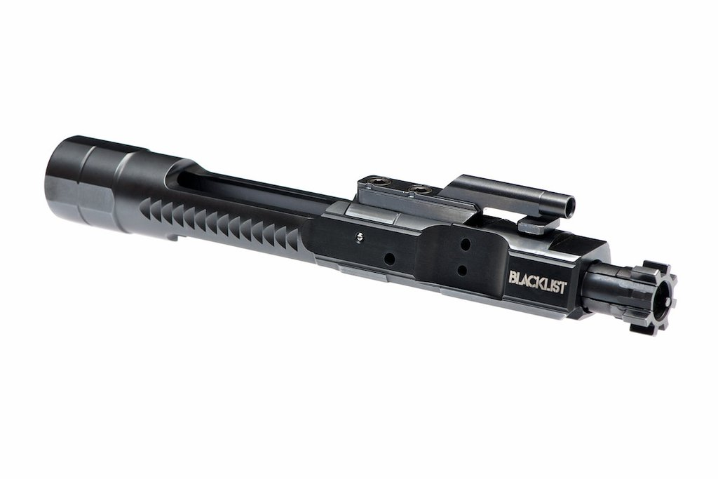 Blacklist AR15/M4 Enhanced Nitride Bolt Carrier Group