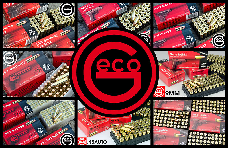 The Great Geco Ammunition Sale!