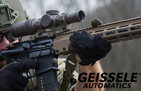Geissele Upper Receiver Group Improved