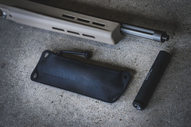 Magpul DAKA™ Suppressor Storage Pouch