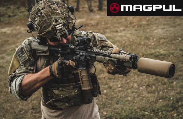 Magpul® Suppressor Cover - 5.5""