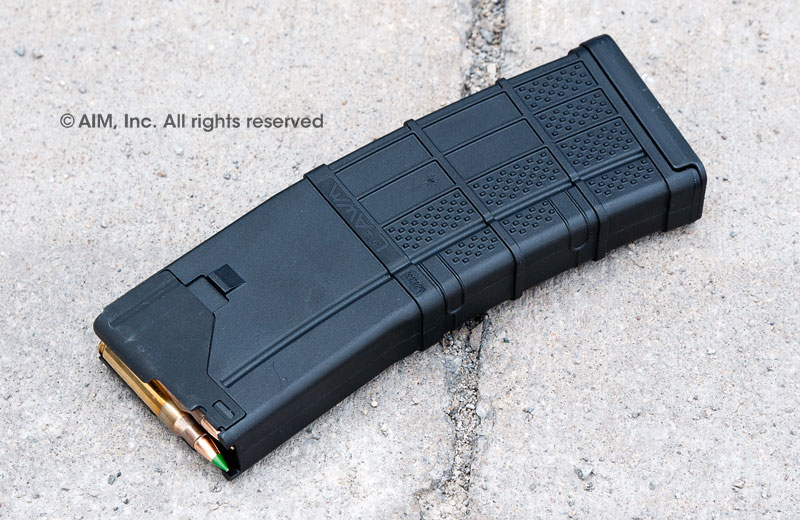 Lancer Systems L5 AWM 30rd .223/5.56 Magazine Black