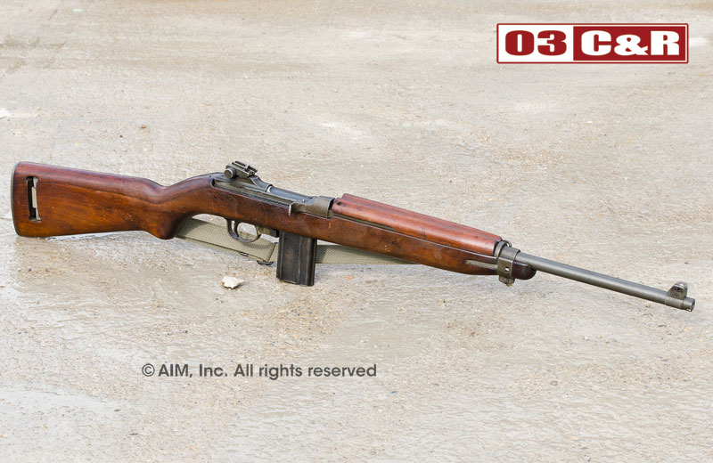 77645 Rock-Ola M1 Carbine .30cal Rifle