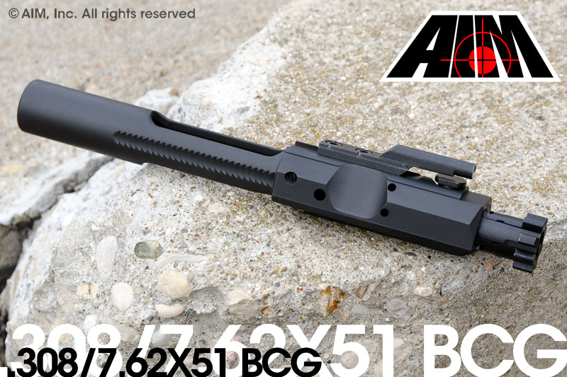.308/7.62x51 AR Bolt Carrier Groups