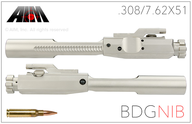AIM .308/7.62x51 BDG NiB Bolt Carrier Group