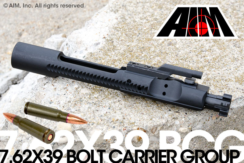AIM AR/M16 7.62X39 MPI BDG Bolt Carrier Group