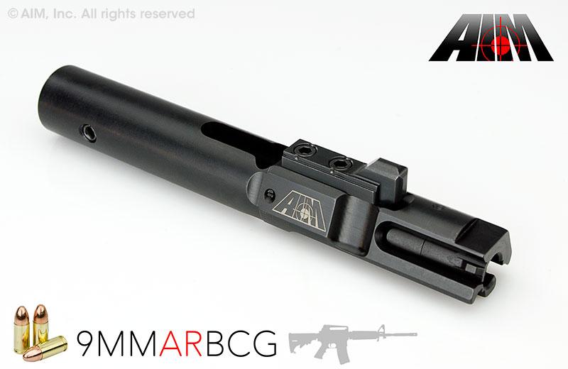 AIM 9mm AR Bolt Carrier Group