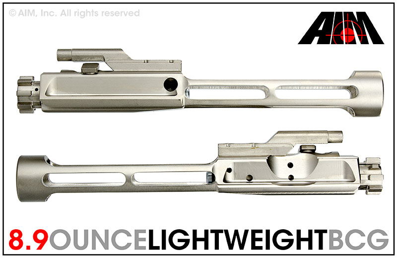 Light Weight AIM AR .223/5.56 NiB 9310 MPI Bolt Carrier Group