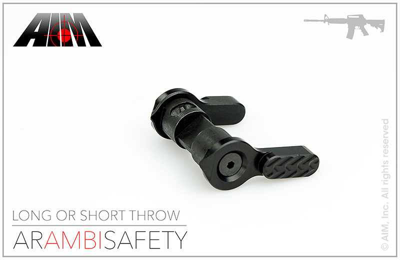AIM AR Ambi Safety Selector