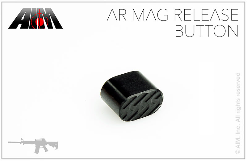 AIM Billet Magazine Release Button