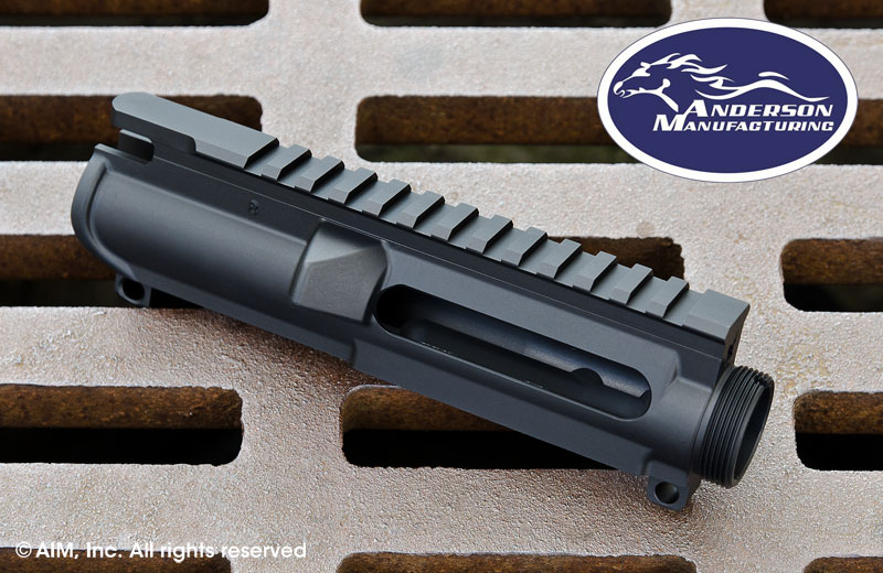 Anderson Manufacturing AR Upper Receivers