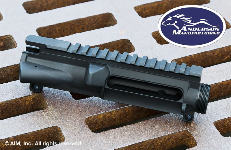 Anderson Manufacturing AR A3 Stripped Upper Receiver