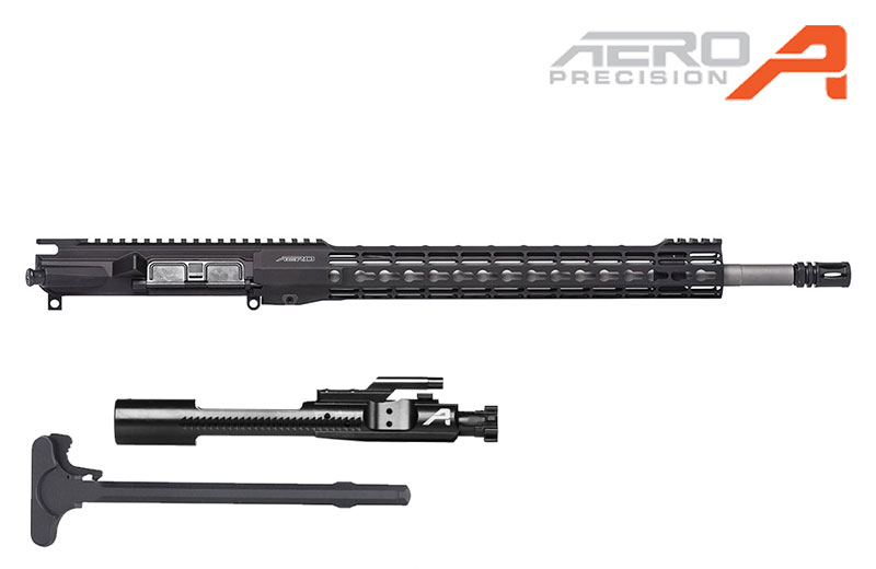 Aero Precision M4E1 18 in. .224 Valkyrie Upper Receiver Group w/ ATLAS S-ONE M-LOK Handguard
