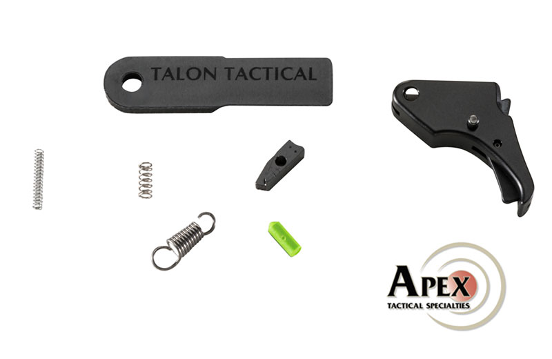 Shield 45 Action Enhancement Trigger and Duty/Carry Kit