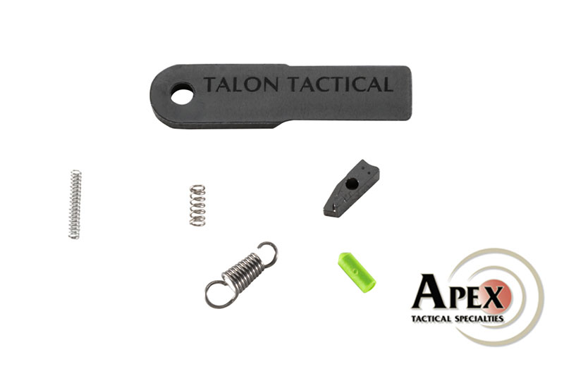 Apex Duty/Carry Kit for the M&P Shield 45