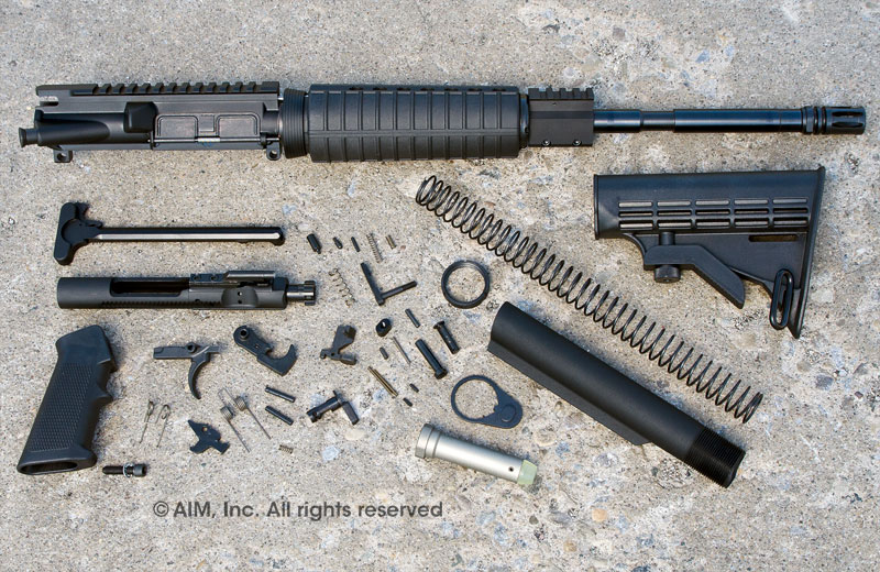ATI AR M4 Profile Rifle Parts Kit