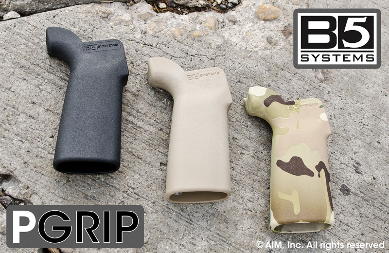 B5 Systems P Grip 23
