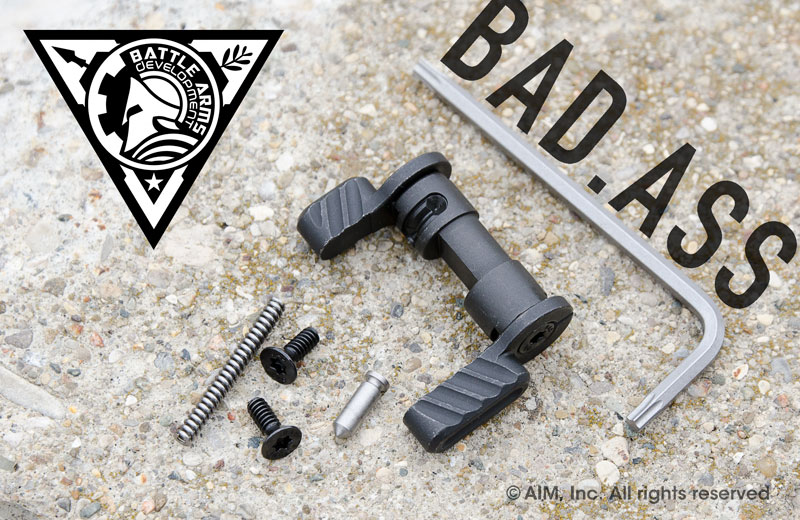 Battle Arms AR15 Safety Selector - Standard/Short set