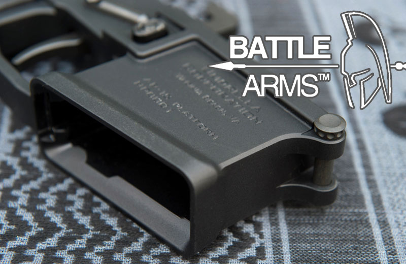Battle Arms Lower Receiver Parts