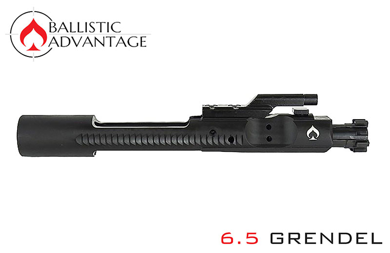 Ballistic Advantage 6.5 Grendel Nitrided Bolt Carrier Group
