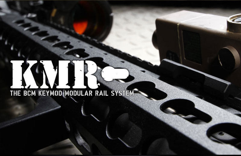 BCM GUNFIGHTER KMR Handguards