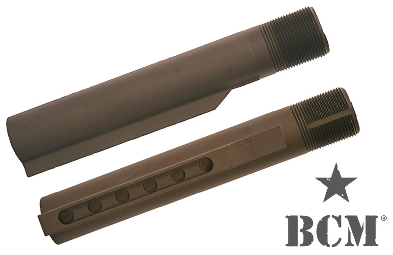 BCM Mil. Spec. 6 Position Carbine Receiver Extension