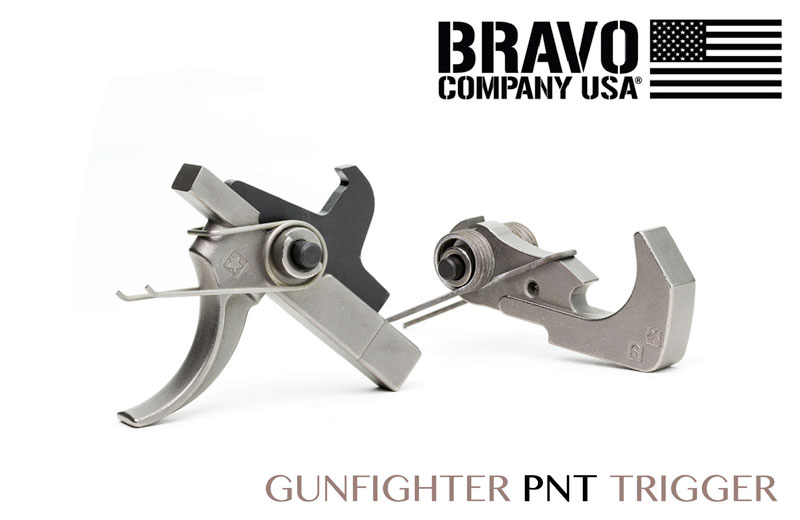 BCM GUNFIGHTER PNT Trigger Assembly