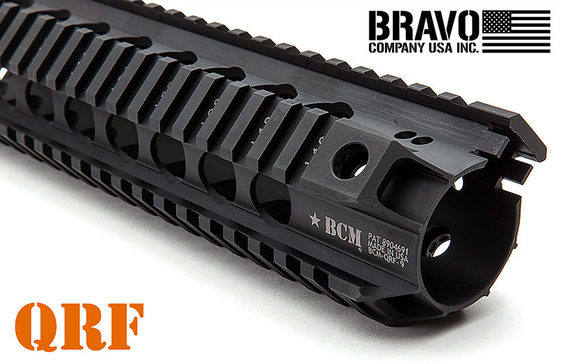 BCM GUNFIGHTER QRF (Picatinny) Handguard