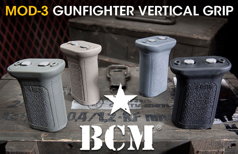BCM GUNFIGHTER MOD-3 Vertical Grip