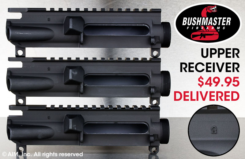 Bushmaster Firearms V-Match AR/M16 Upper Receiver