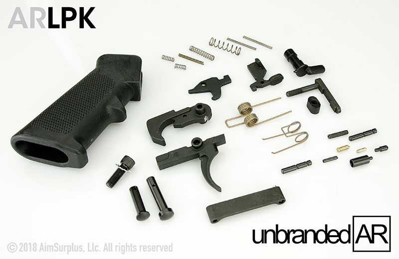 UnbrandedAR ELG AR Lower Receiver Parts Kit