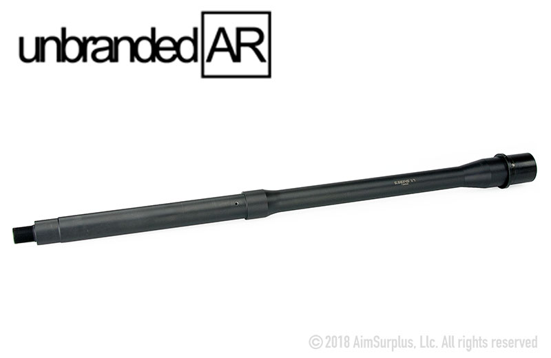 UnbrandedAR 16in. 5.56 Government Profile Midlength AR Barrel
