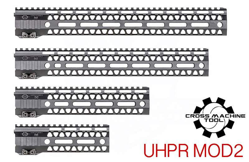 CMT Tactical UHPR MOD 2 M-Lok Handguards