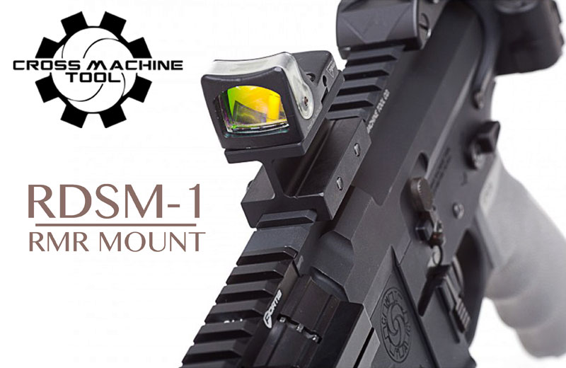CMT Tactical RDSM Optic Mounts