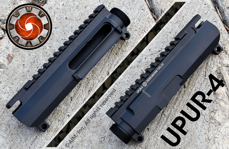 CMT UPUR Billet Upper Receivers
