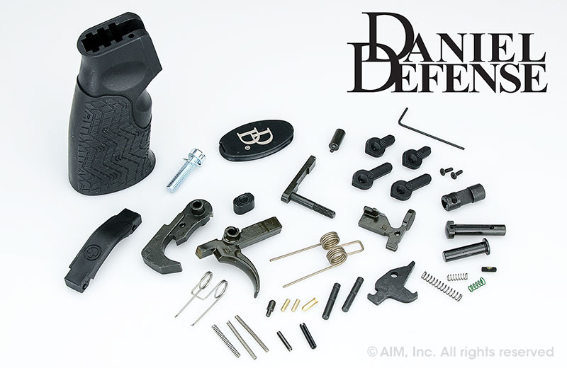Daniel Defense Lower Receiver Parts